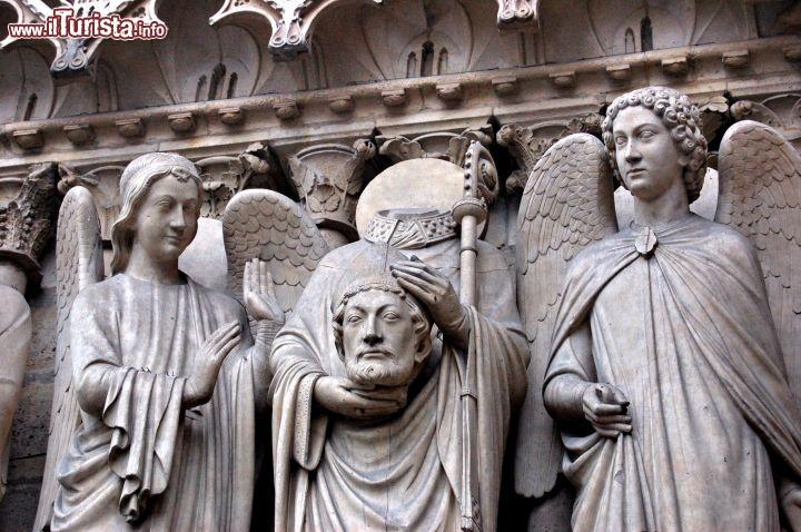 Parigi in inverno tour tra i monumenti della capitale - Simboli di immagini della francia ...