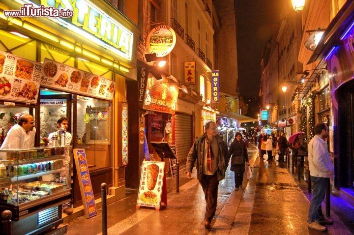 Quartiere latino a parigi qui c 39 grande possibilit di for Miglior ristorante di parigi