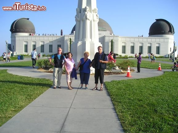 Immagine Il Griffith Observatory Los Angeles