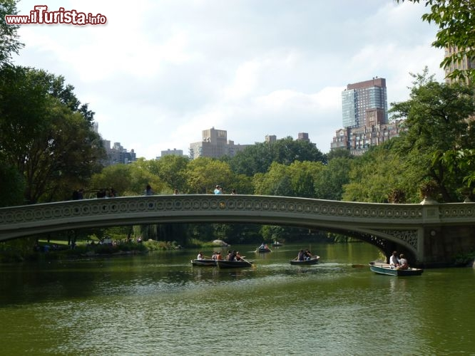 Immagine Bow Bridge Central Park