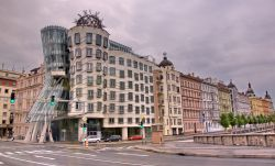 Dancing house ovvero Ginger e Fred a praga