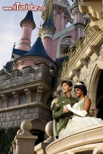 Disneyland Paris Tiana - © Disney. All rights reserved