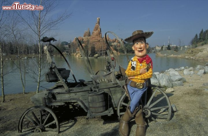 Woody protagonista di Toy Story - © Disney. All rights reserved