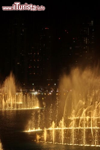 La Dubai Fountain