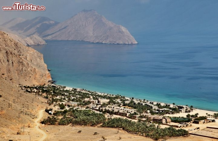 Bell Moto 3 >> Penisola di Musandam: la Zighy Bay vista dall'alto ...