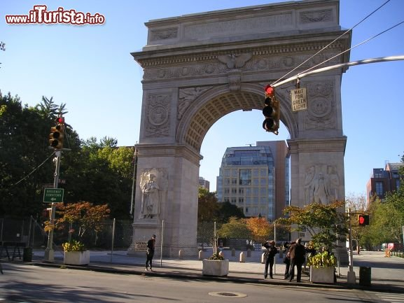 Immagine New York Washington Square