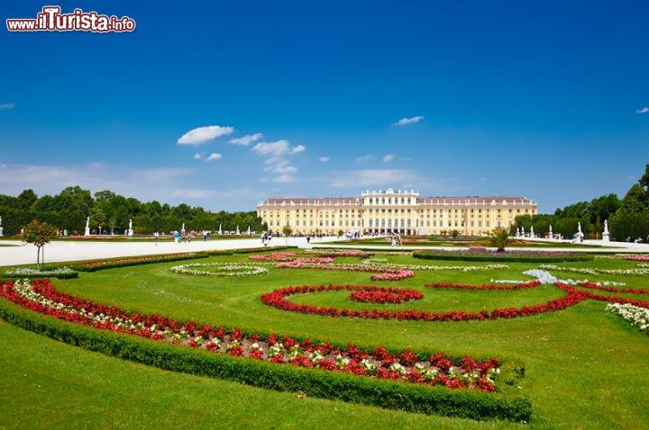 Cosa vedere e cosa visitare Schloss Schonbrunn