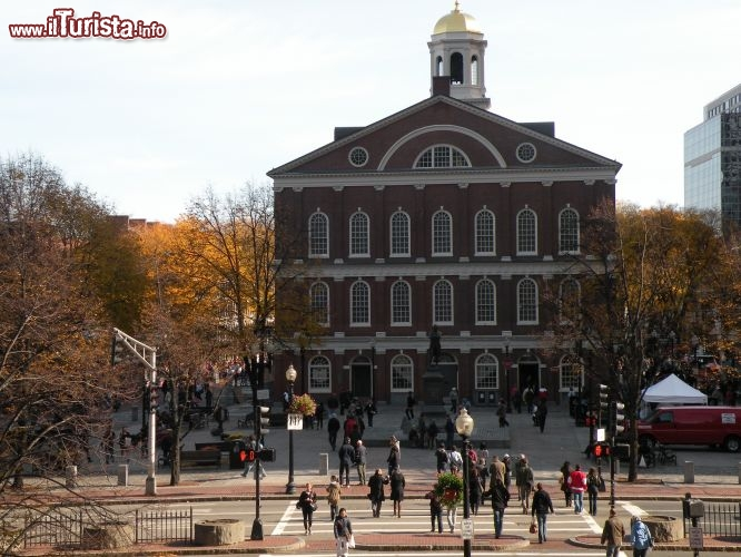 Immagine Faneuil Hall Marketplace, Boston