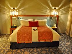 Camera da letto al Sofitel di Marrakech, i blogger ...