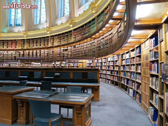 biblioteca british museum foto londra british museum