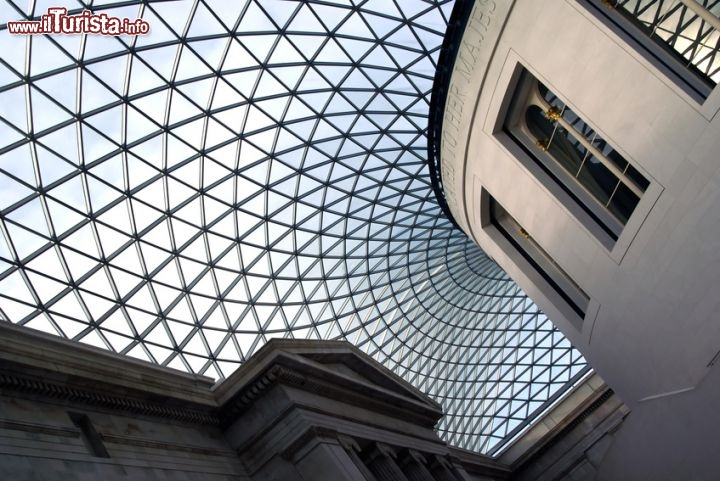 Immagine British Museum, Interno Londra