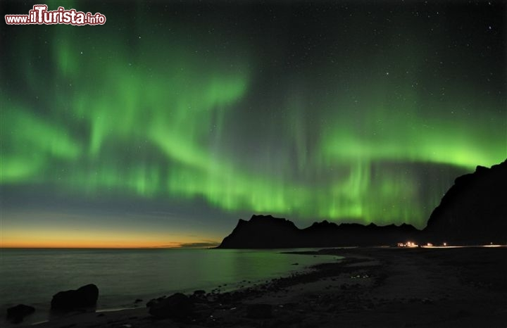La magia dell'Aurora Boreale in Norvegia             Bj�rn J�rgensen/www.visitnorway.com  Copyright:Innovation Norway