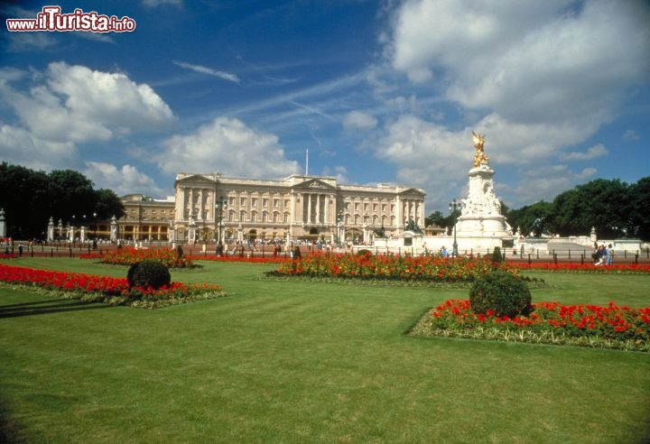 Cosa vedere e cosa visitare Buckingham Palace