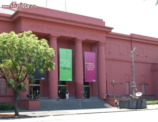Cosa vedere e cosa visitare Museo Nacional de Bellas Artes