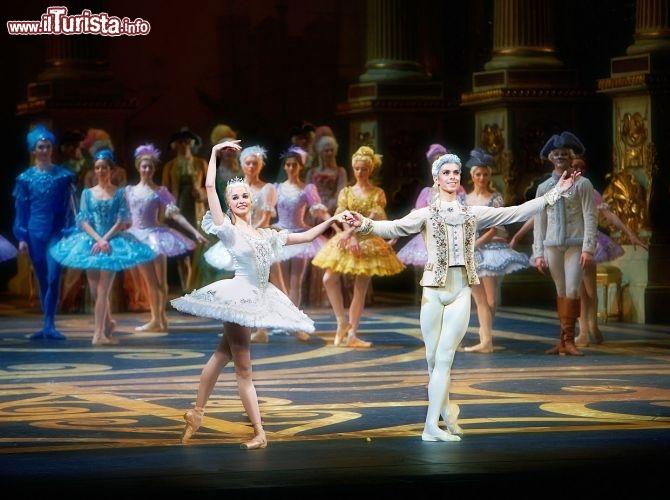 Cosa vedere e cosa visitare Teatro Bolshoi