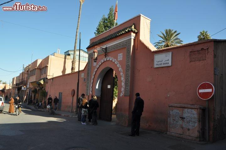 Cosa vedere e cosa visitare Palazzo della Bahia