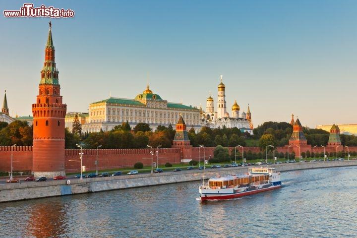 Cosa vedere e cosa visitare Cremlino