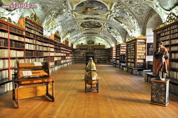 Cosa vedere e cosa visitare Monastero di Strahov