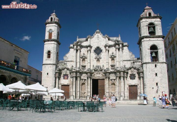 Cosa vedere e cosa visitare Plaza de la Catedral