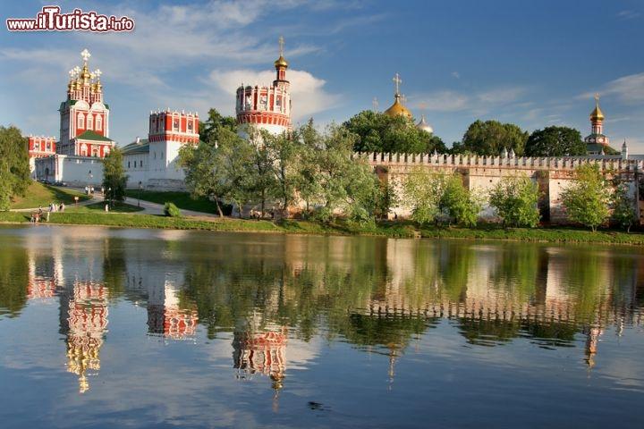 Cosa vedere e cosa visitare Convento di Novodevichy