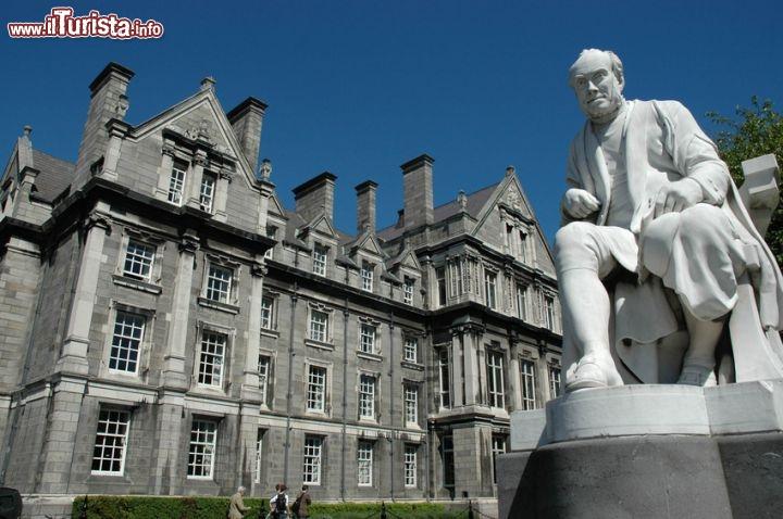 Cosa vedere e cosa visitare Trinity College