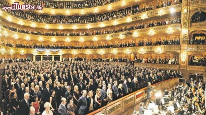 Cosa vedere e cosa visitare Teatro Colon