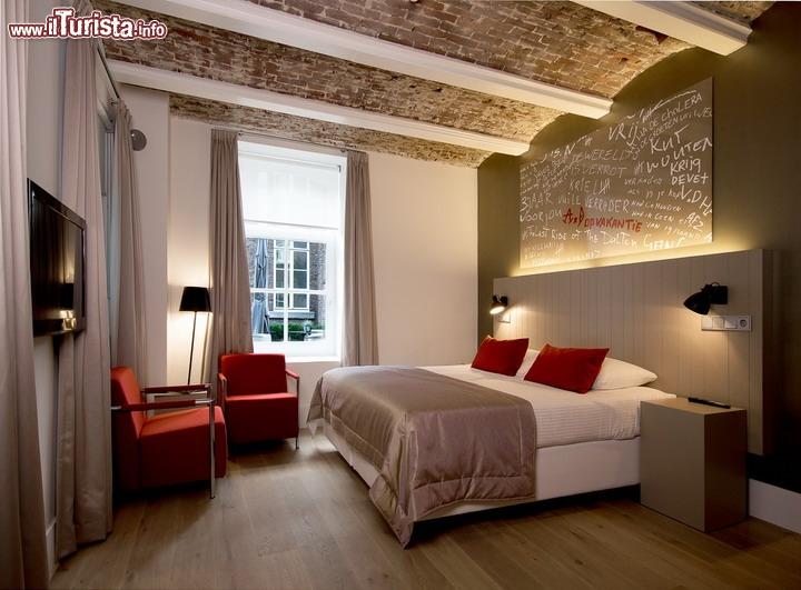 Het arresthuis un carcere trasformato in hotel in olanda for Design hotel seefeld