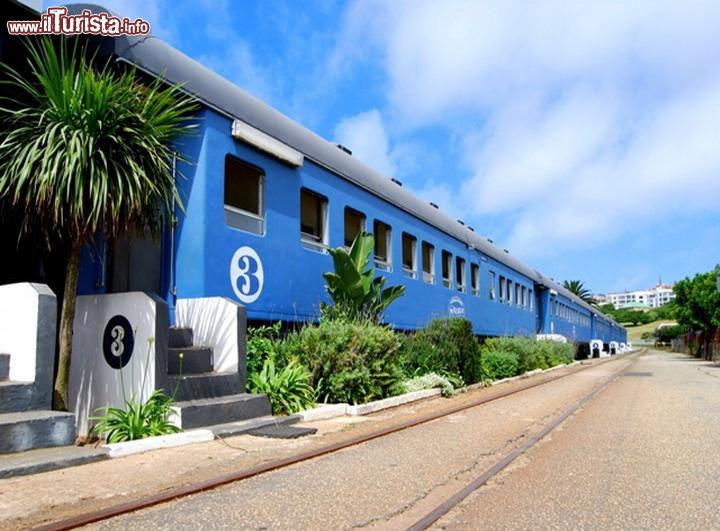 Il treno hotel santos express in sudafrica a noi della for Prezzi del garage della carrozza