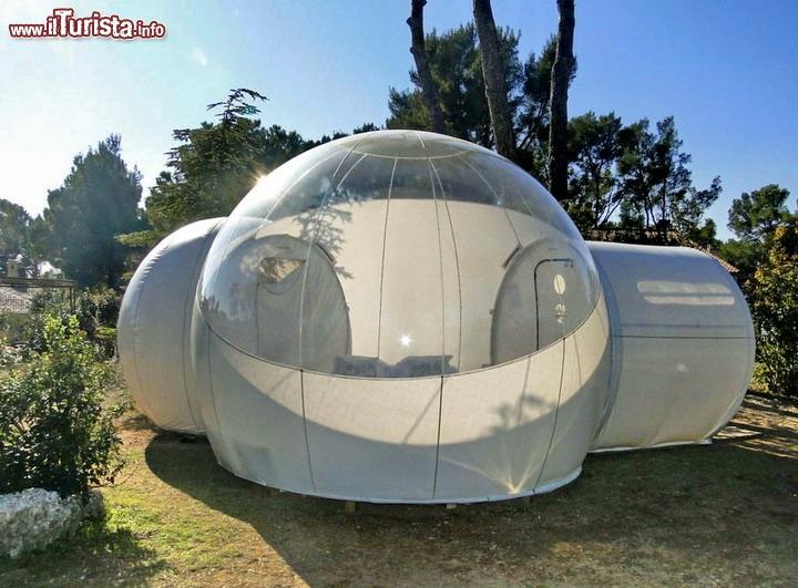 Attrap 39 r ves gli hotel a bolla in francia il concetto for Apri le foto di case di concetto