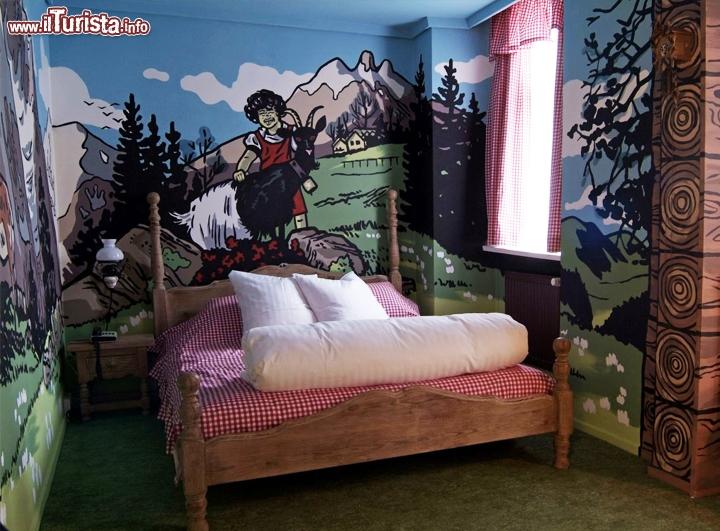 Camera heidi hotel fox copenhagen la stanza numero 409 for Numero deputati alla camera