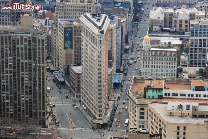 Cosa vedere e cosa visitare Flatiron Building