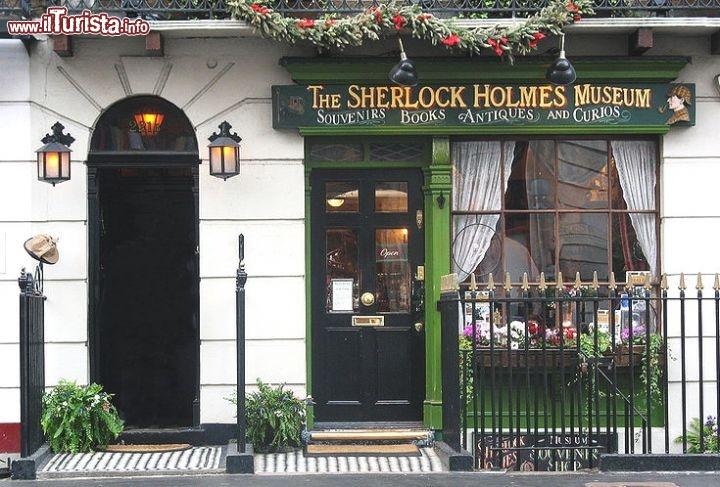 Cosa vedere e cosa visitare Sherlock Holmes Museum