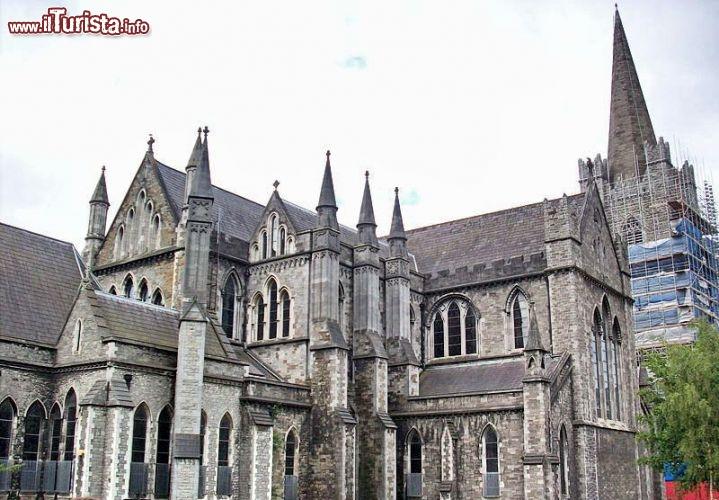 St patrick cathedral la cattedrale di dublino foto - Immagini di st patrick day ...