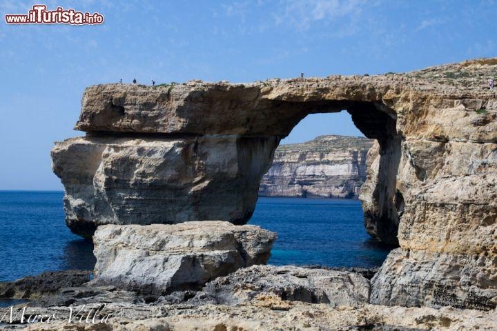 Finestra azzurra isola di gozo l 39 isola di gozo una - Malta finestra azzurra ...