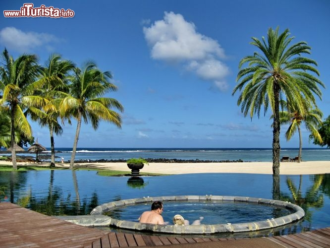 Benessere Mauritius, vasca tonda Shanti Hotel - La vasca tonda che ...  Guarda tutte le foto