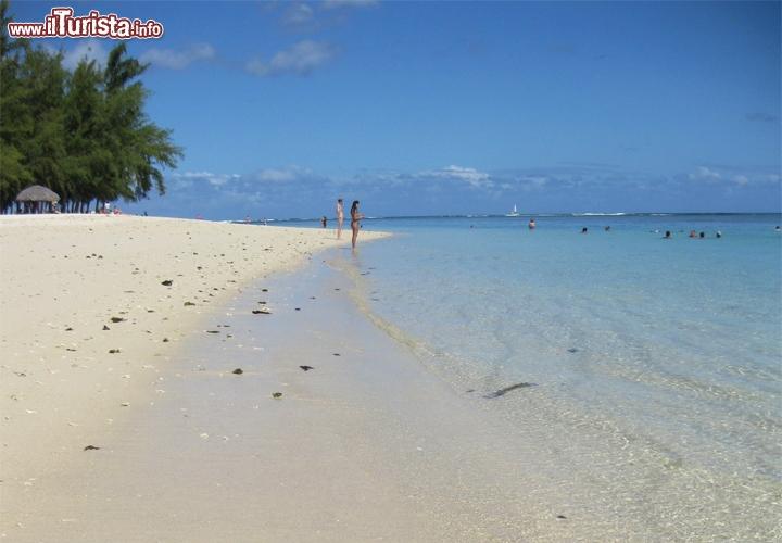Flic-En-Flac Mauritius  city images : spiaggia flic en flac mauritius