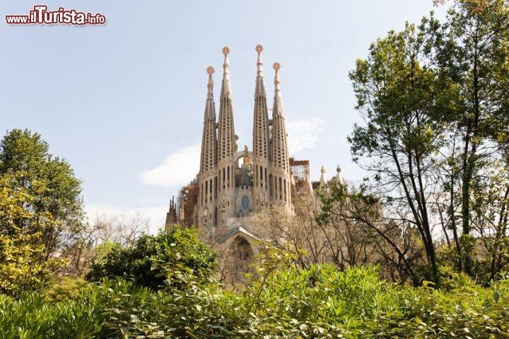 Cosa vedere e cosa visitare Sagrada Familia