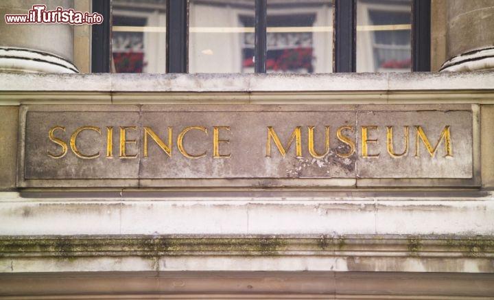 Cosa vedere e cosa visitare Science Museum