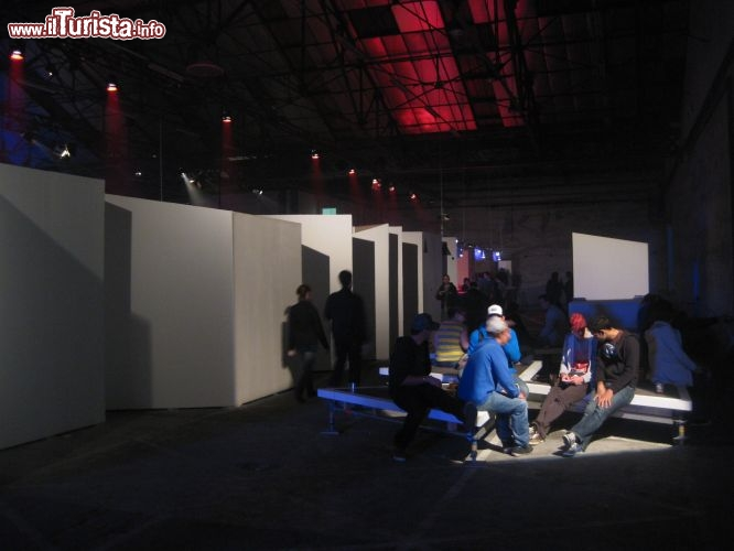 Musica Nuits Sonores Lione 2012