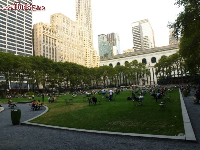 Immagine Bryant Park New York City