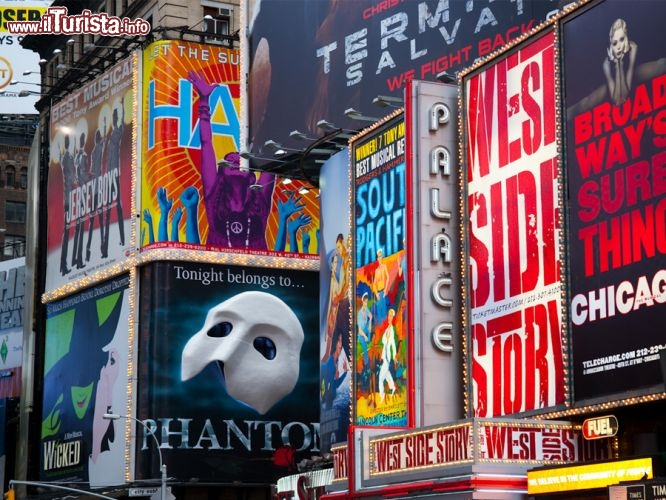 Cosa vedere e cosa visitare Theater District