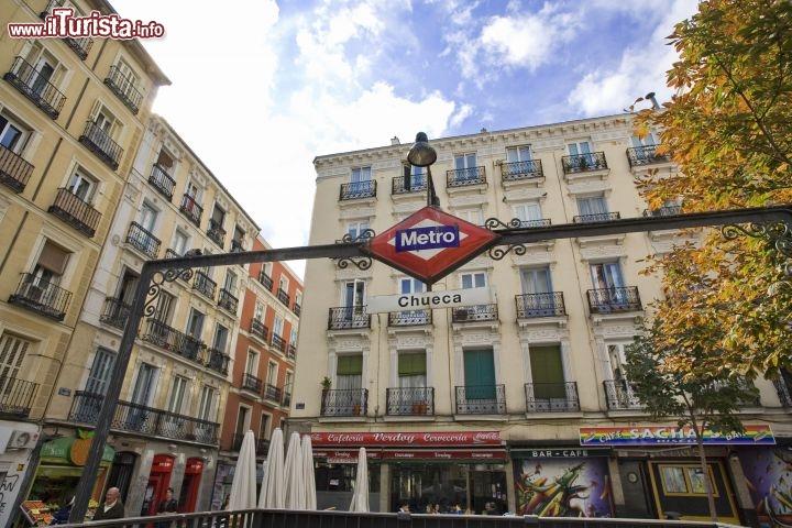 Cosa vedere e cosa visitare Barrio de Chueca