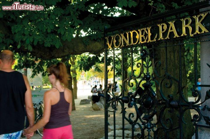 Cosa vedere e cosa visitare Vondelpark