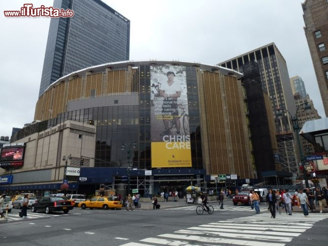 Immagine Madison Square Garden, il famoso stadio a Chelsea, New York City