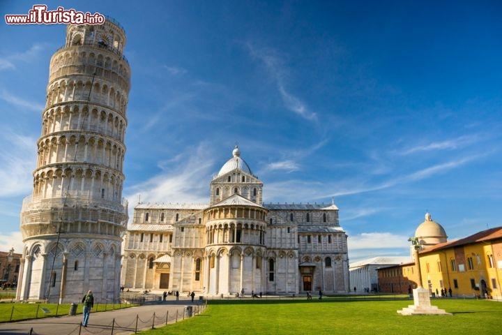 Cosa vedere e cosa visitare Torre pendente