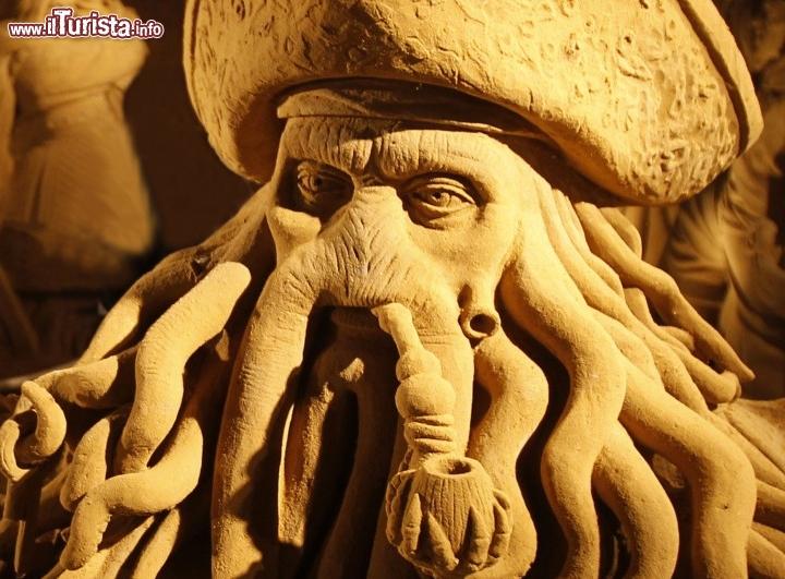 Blakenberg belgio il festival di sculture di sabbia di for Setacciavano la sabbia dei fiumi