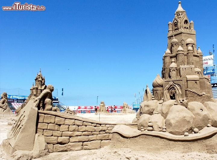 World Master di Sculture di Sabbia Cervia