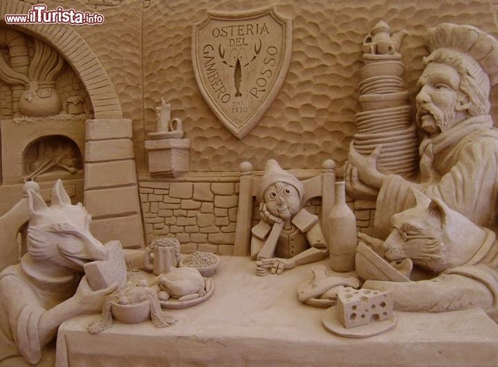 Mostra delle Sculture di Sabbia Jesolo