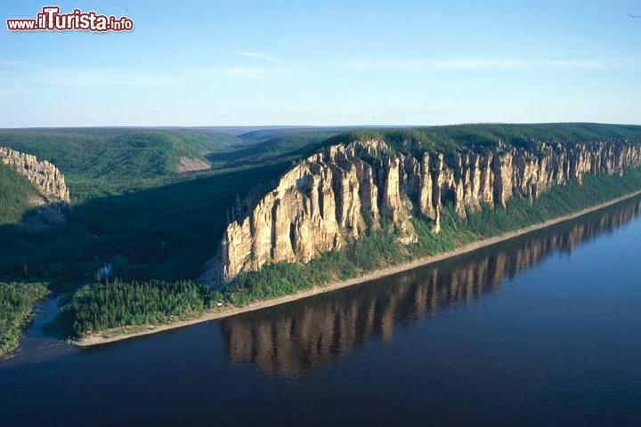 Lena Pillars Nature Park Russia Unesco Il Parco