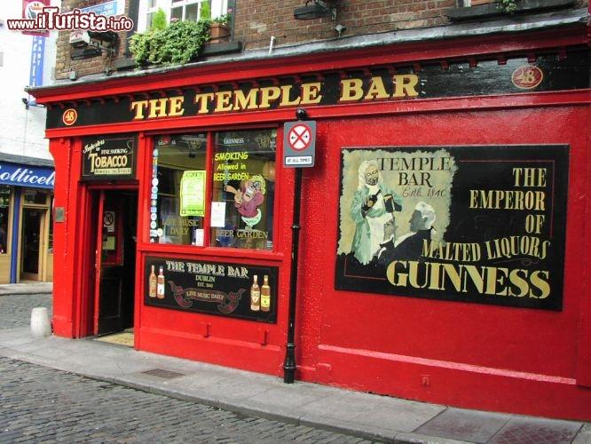 Cosa vedere e cosa visitare Temple Bar